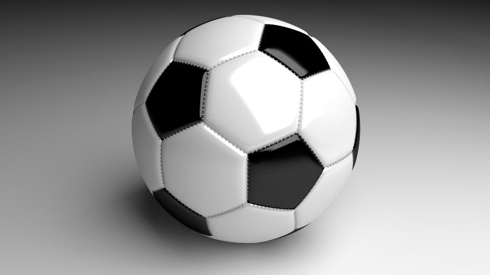 c65fa15dee6332 Моделирование футбольного мяча в Blender