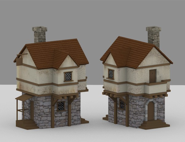lowpoly-house-2