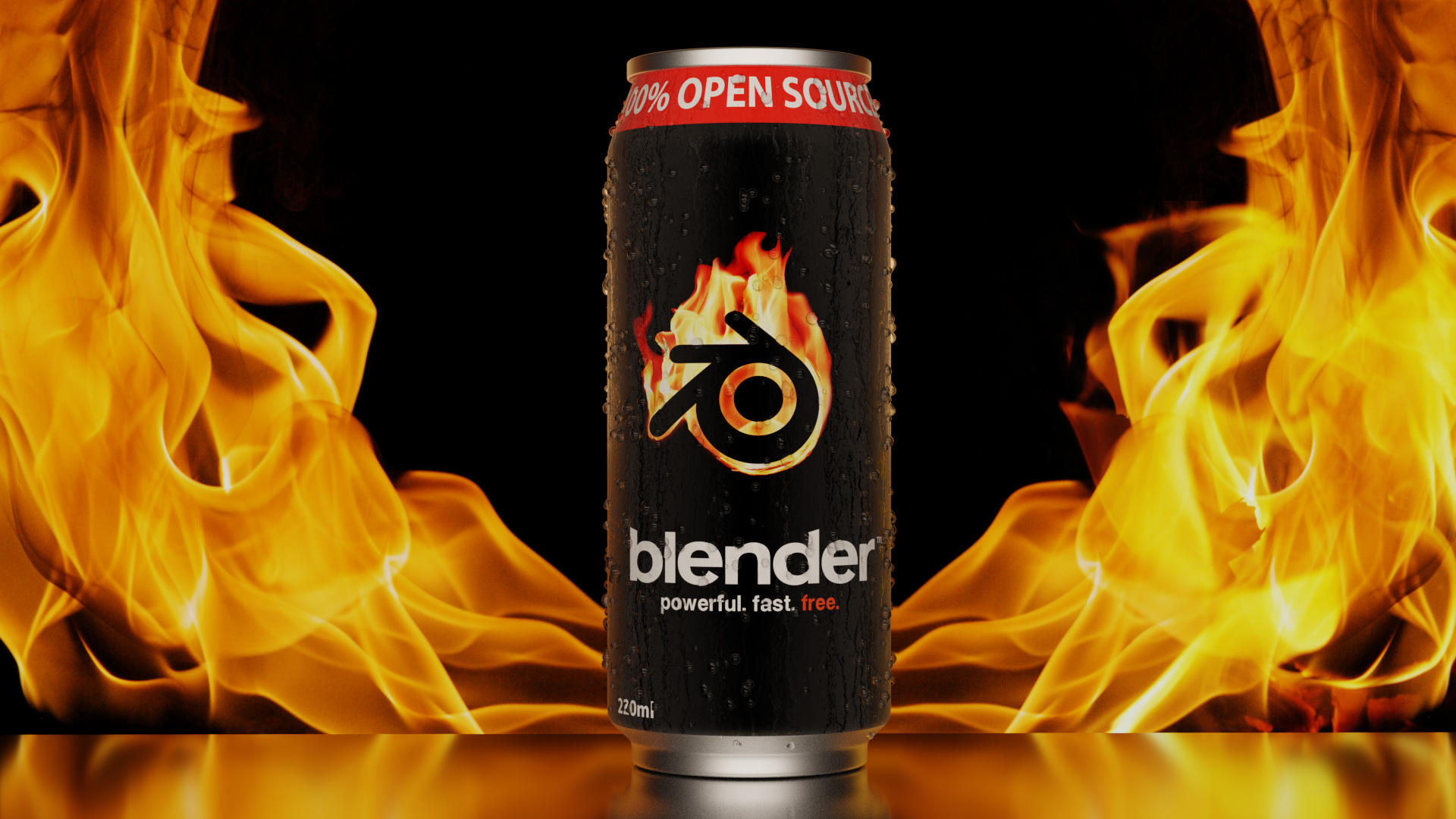 flame-drink