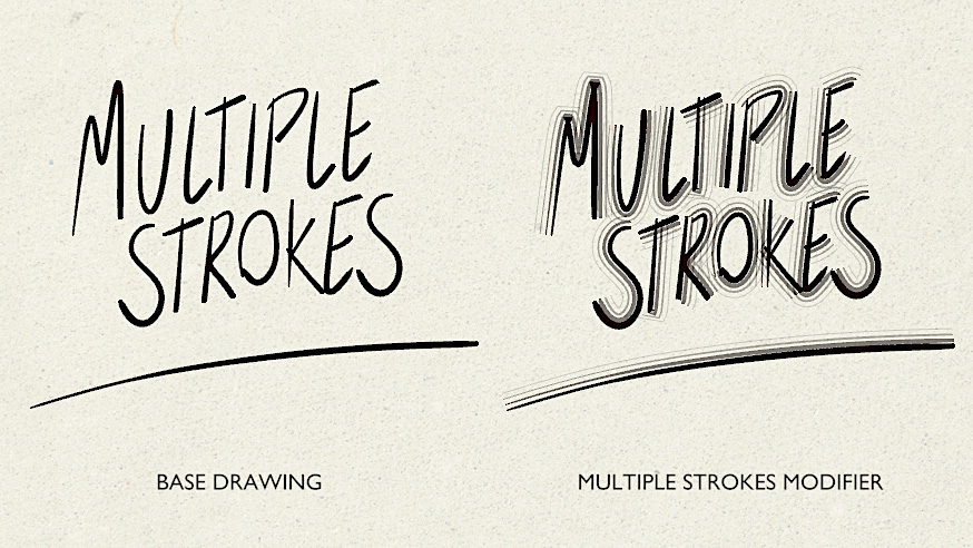 Multiple Strokes