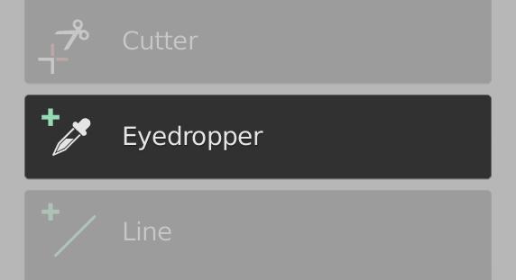 eyedroper